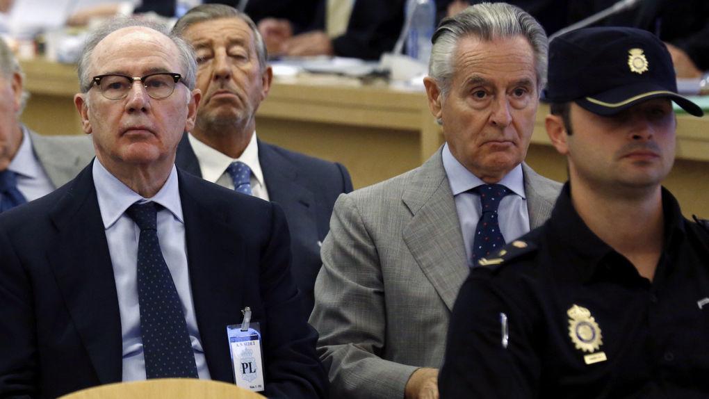 """Los dardos de la Audiencia contra Blesa y Rato: """"Atentaron"""" contra Caja Madrid"""