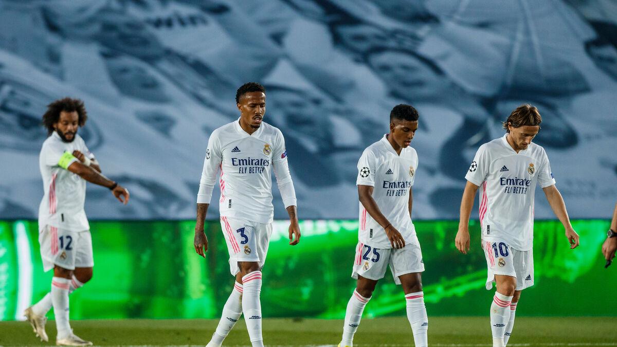 El Madrid se estrena en Champions con derrota por primera vez en su historia