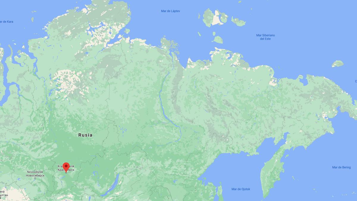 Declaran el estado de emergencia al oeste de Siberia tras el derrame de 500 litros de combustible en un río