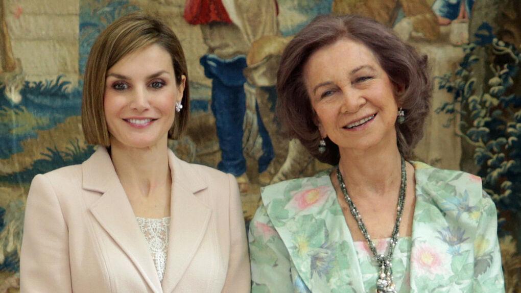 ENCUESTA   ¿Cree que Letizia llegará a ser una Reina tan profesional como Doña Sofía?