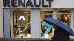 Concesionario de Renault.