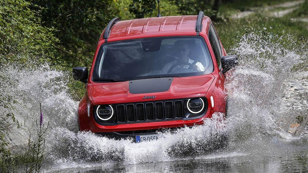 Del 4x4 al 4xe: el Renegade de Jeep se apunta a la moda eléctrica