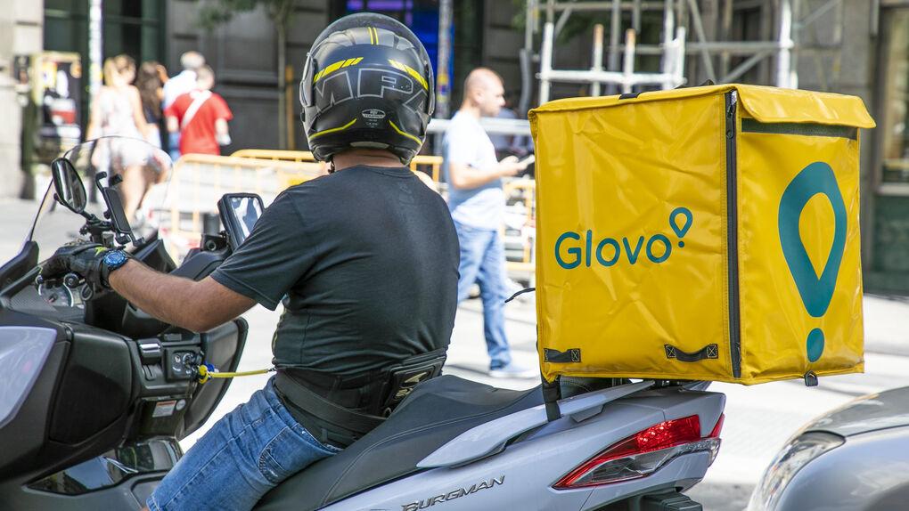 Glovo capta 450 millones de euros en la mayor ronda de financiación para una startup española