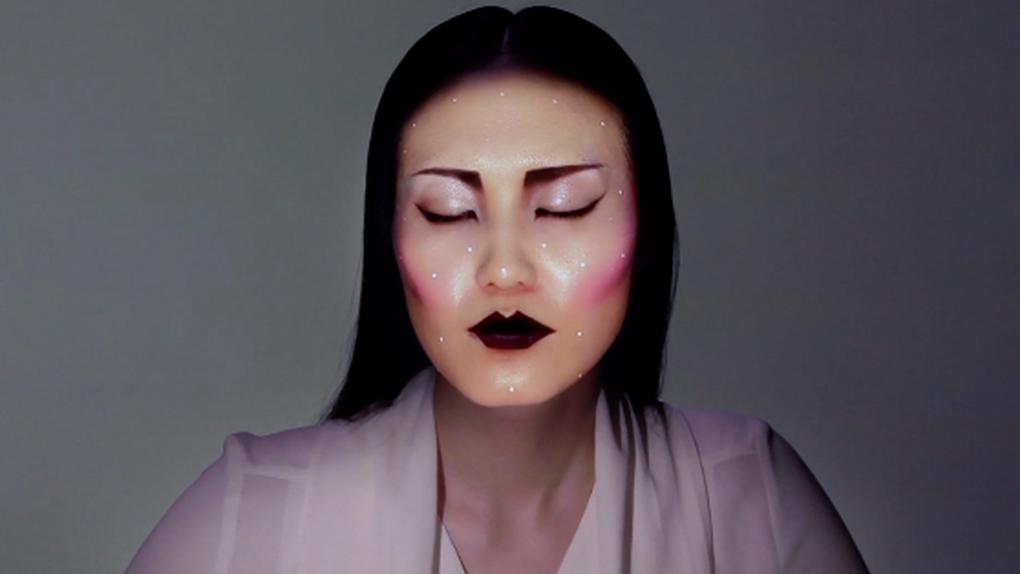 Proyecciones 3D: así es el maquillaje virtual del futuro