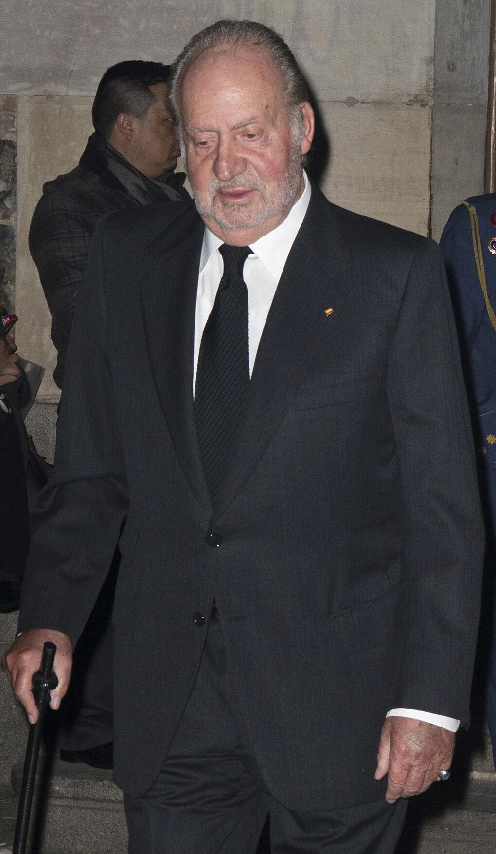 La nueva acompañante del Rey Juan Carlos y su cambio de look
