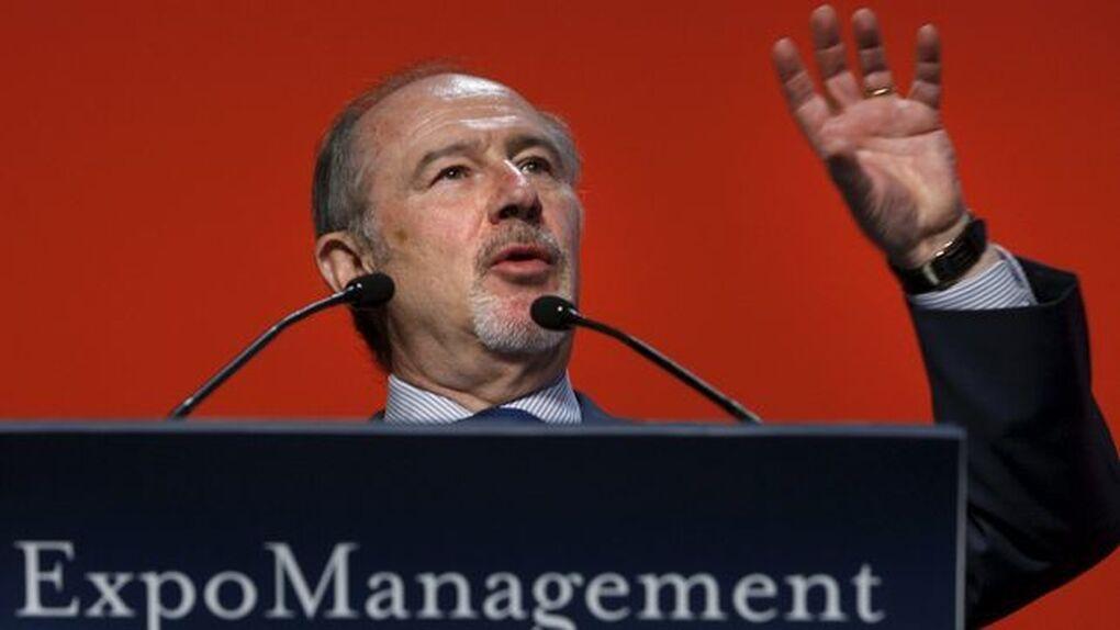 Rato facturó sus conferencias a través de una empresa energética para defraudar a Hacienda