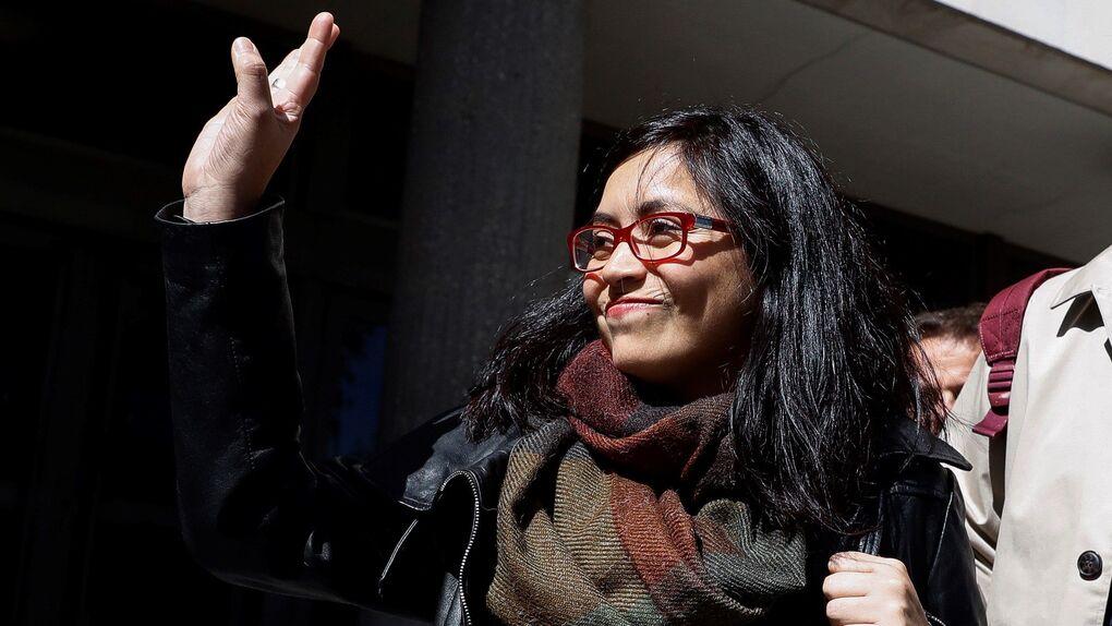 La concejala de Carmena Rommy Arce, al borde del banquillo por injurias