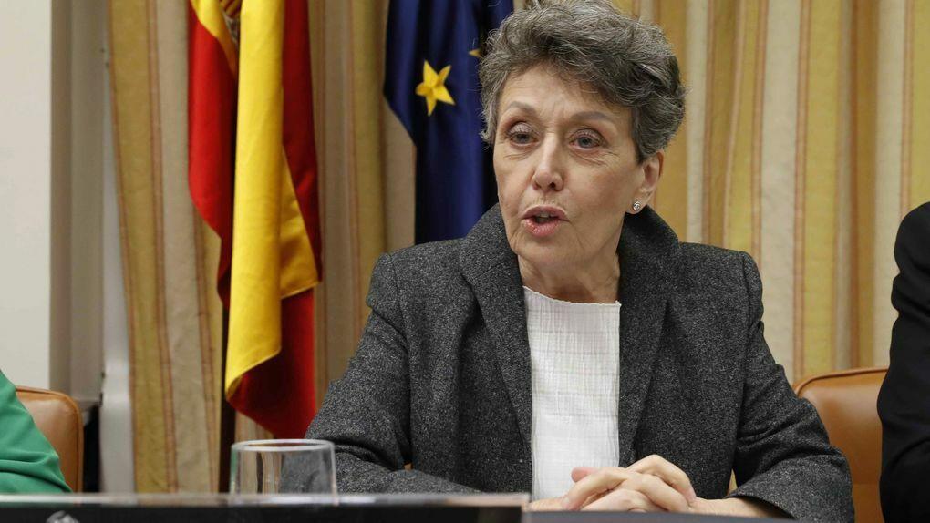 Los partidos quieren 'mover la silla' a Rosa María Mateo en un mes