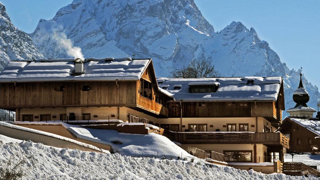 Rosapetra Spa Resort: confort tecnológico en los Alpes italianos