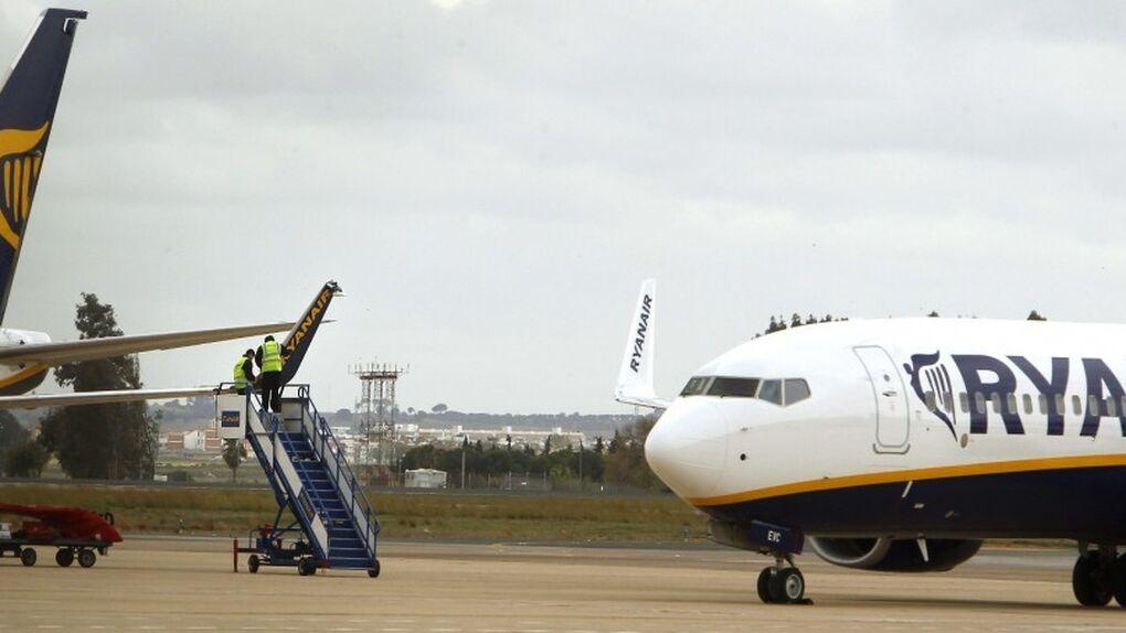 Ryanair rompe con Swissport tras siete años y absorberá 300 empleados para su propio handling en Barajas