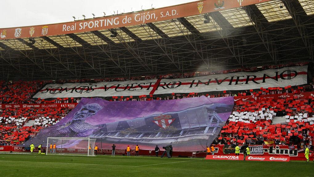 Un empresario de la trama 'Enredadera' planificaba comprar el Sporting de Gijón