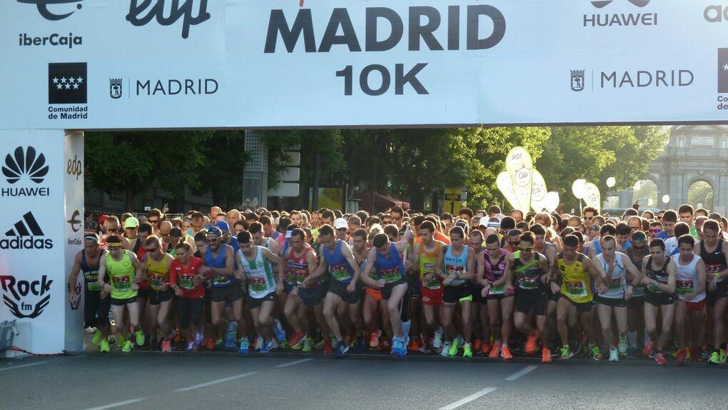 Un estudio revela que los 'runners' españoles son los más rápidos del mundo
