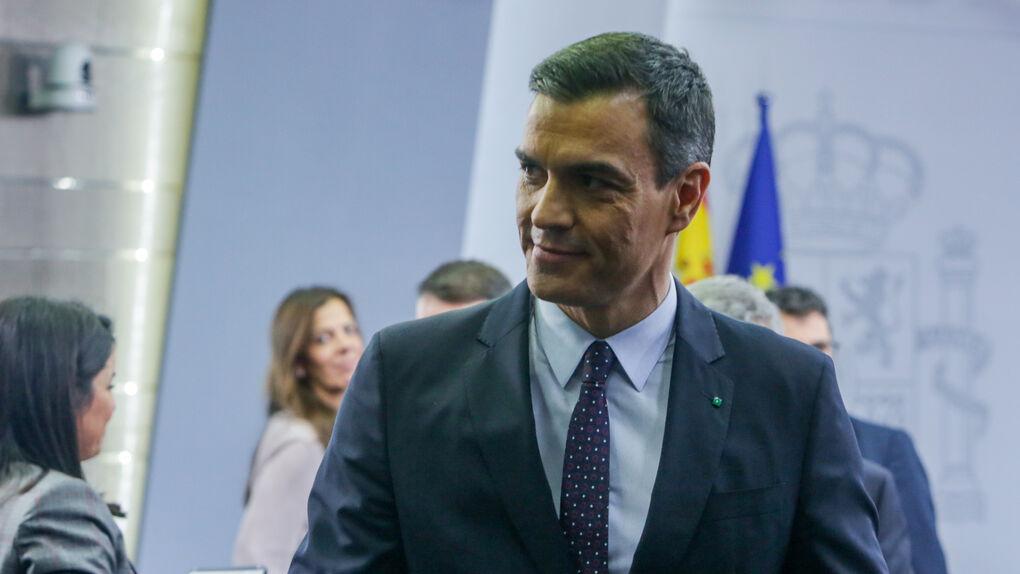 La felicitación de Navidad por 'plasma' de Pedro Sánchez a los militares en el exterior
