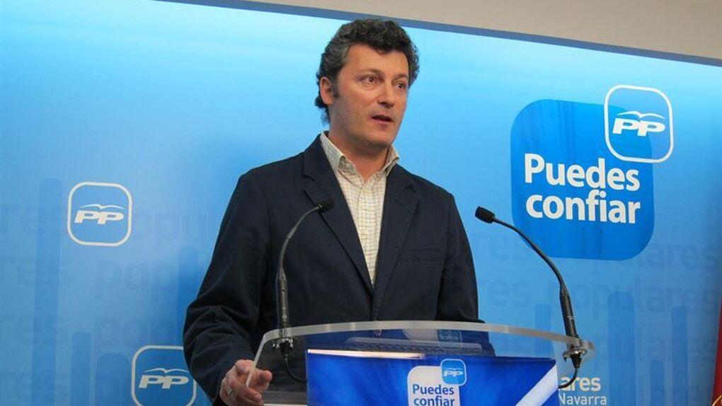Absuelto el exdiputado 'popular' Santiago Cervera de chantaje al expresidente de Caja Navarra