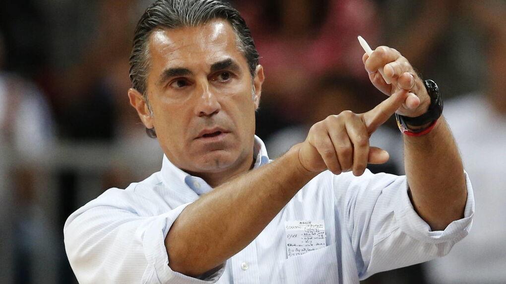Garbajosa confía en Scariolo: el seleccionador, renovado hasta 2020
