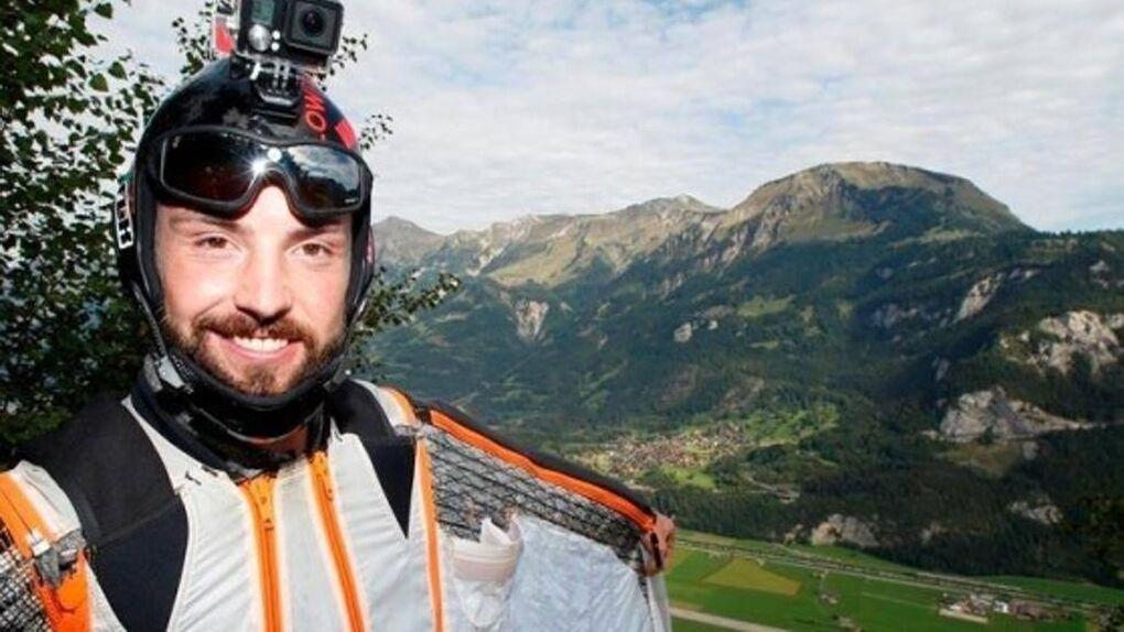 Un saltador BASE filma y emite en directo por Facebook su propia muerte