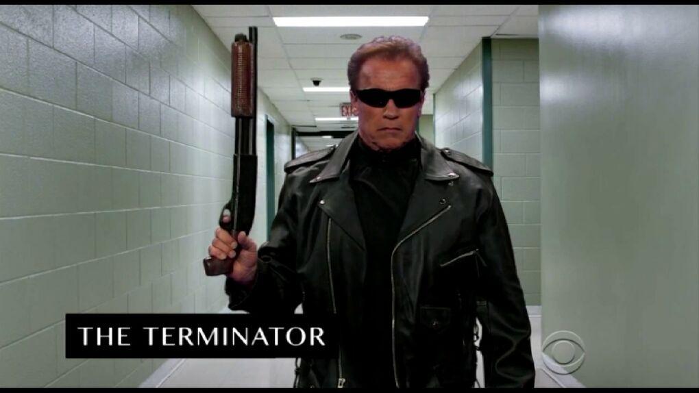 Arnold Schwarzenegger parodia todos sus grandes éxitos en seis minutos