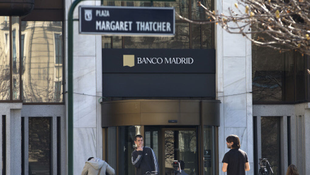La administración concursal de Banco Madrid pide al Sepblac cerrar el caso