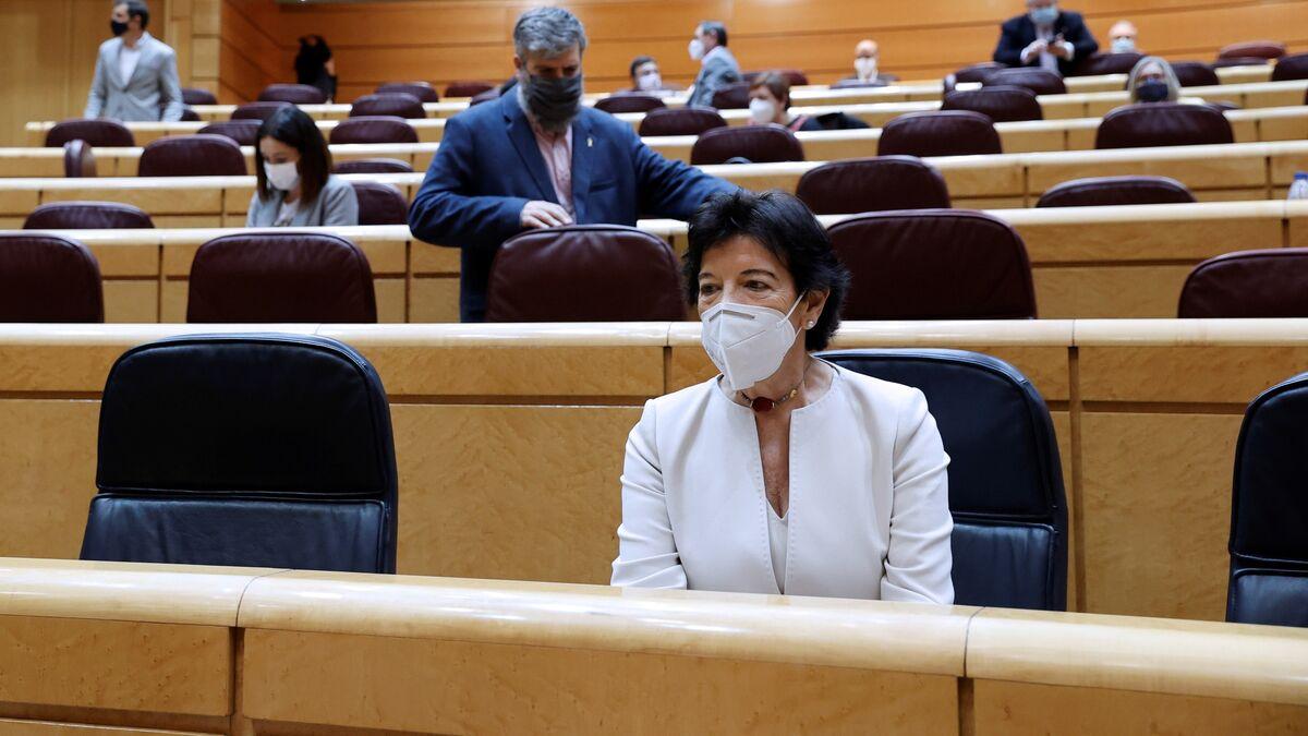 Aluvión de 11.000 enmiendas de familias de alumnos con dislexia por las becas de Celaá