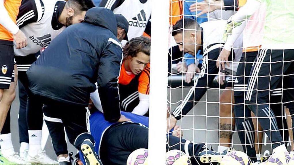 Un comentario en Radio Marca sobre el derrame cerebral del utillero del Valencia enciende las redes sociales