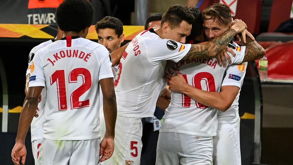 El Sevilla conquista su sexta Europa League tras derrotar al Inter de Milán