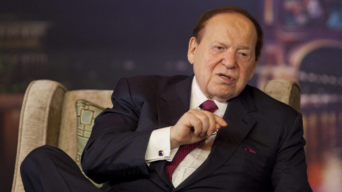 Muere a los 87 años el empresario Sheldon Adelson