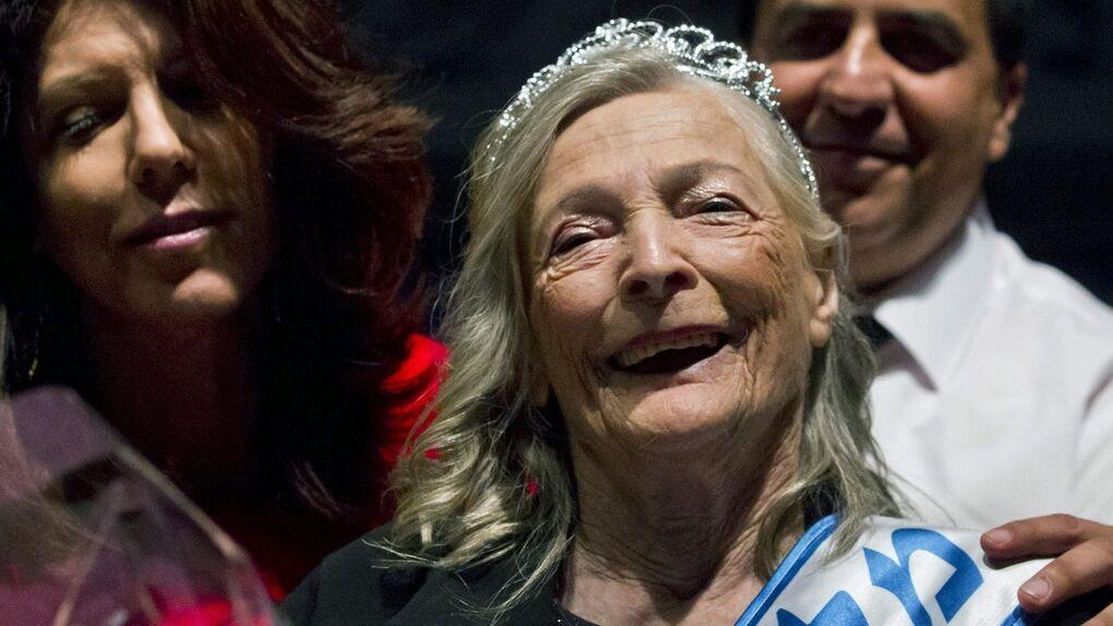 """Israel celebra su segunda edición de """"Miss Superviviente del Holocausto Nazi"""""""