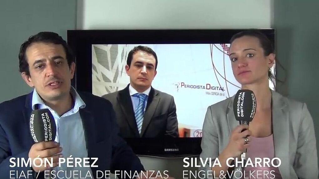 Simón Pérez, despedido tras el vídeo viral de las hipotecas fijas
