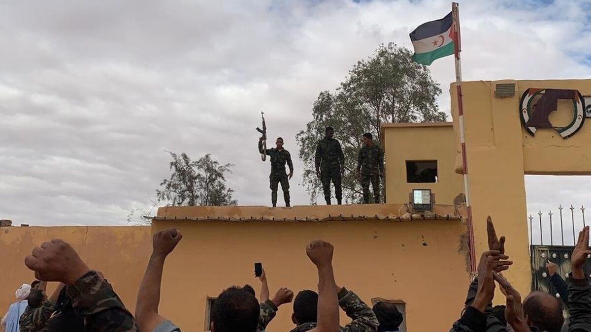 El Polisario asegura que atacó una zona en la que EEUU y Marruecos realizarán sus maniobras militares