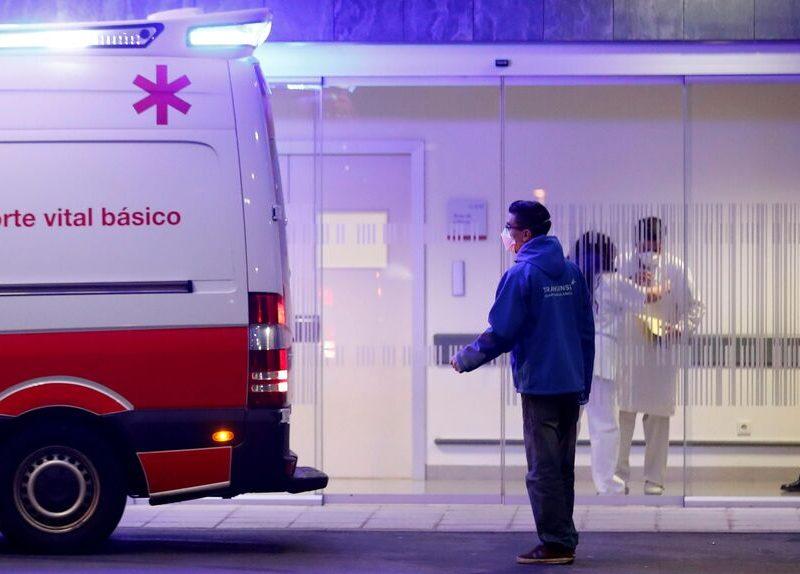 España registra 17 nuevas muertes por coronavirus en el último día