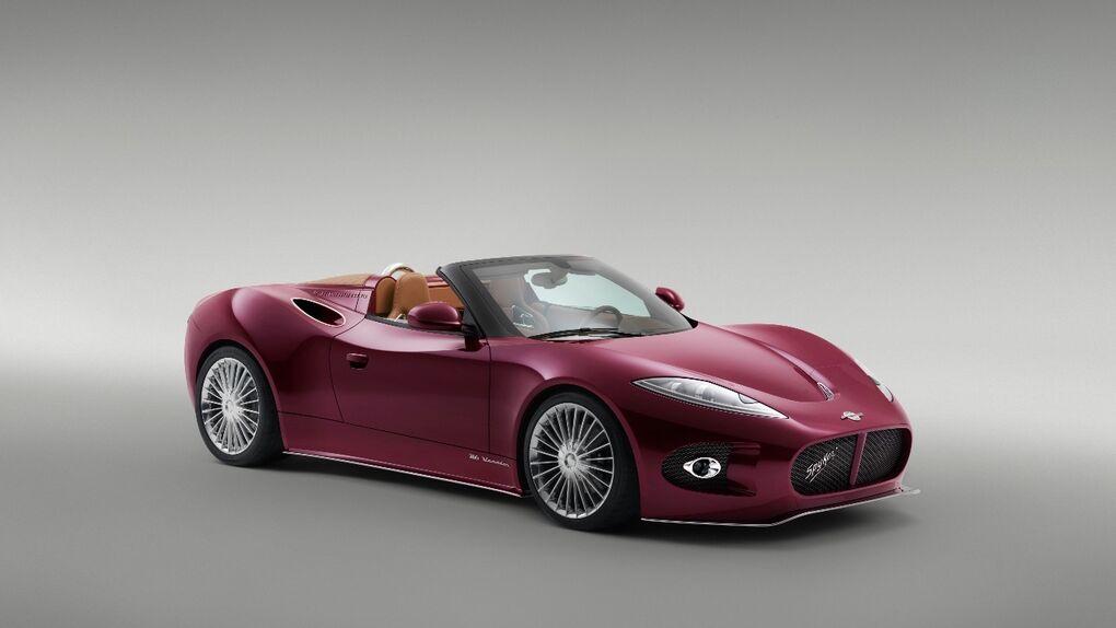 Spyker B6 Venator, un concept que llegará al mercado en 2014