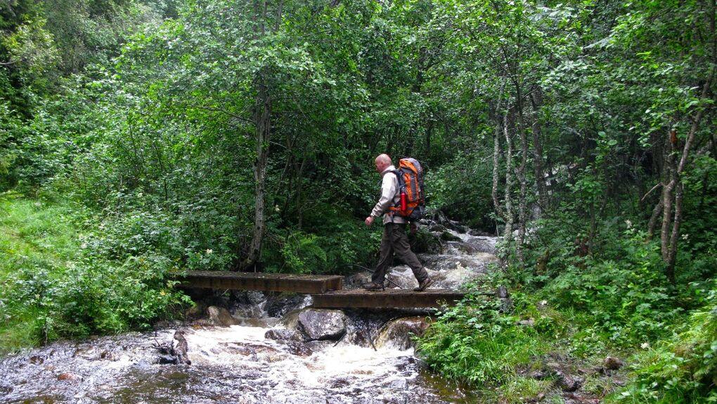 La ruta de St. Olav, el Camino de Santiago a la noruega