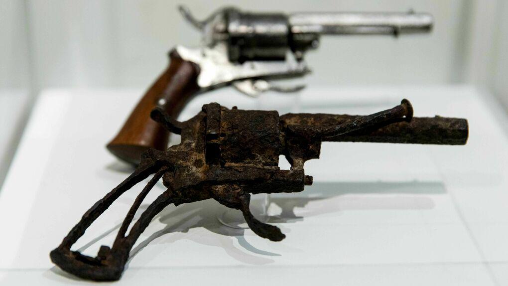 Venden el arma que supuestamente mató a Van Gogh por 162.000 euros