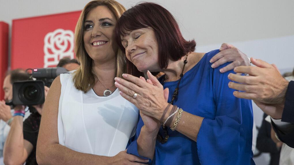 Indignación en el PSOE con Micaela Navarro por romper la neutralidad habiendo sido presidenta del partido