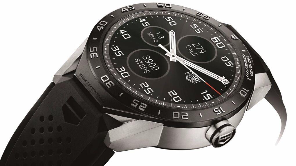 El smartwatch de TAG Heuer: si no te gusta, te lo cambian por uno 'normal'