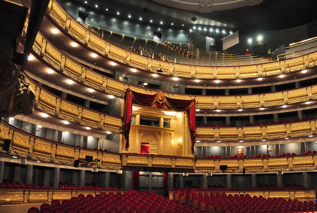 La Casa Real felicita al Teatro Real por ser nombrado mejor compañía de ópera del mundo