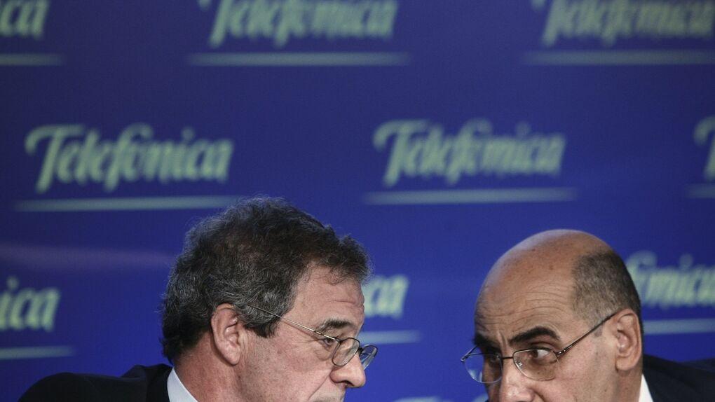 Telefónica gana 3.455 a septiembre (26% más) y anuncia la vuelta al dividendo en 2013