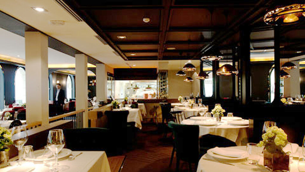 La ruta gastronómica de la 'jet set' madrileña