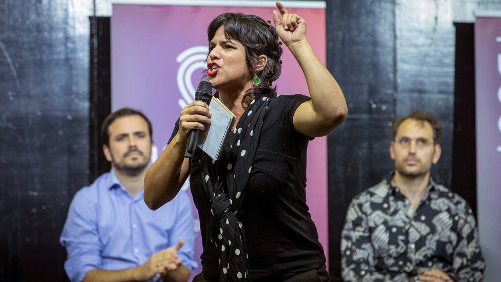 Los 'enemigos' de Iglesias buscan a una mujer para renovar Podemos después del 10-N