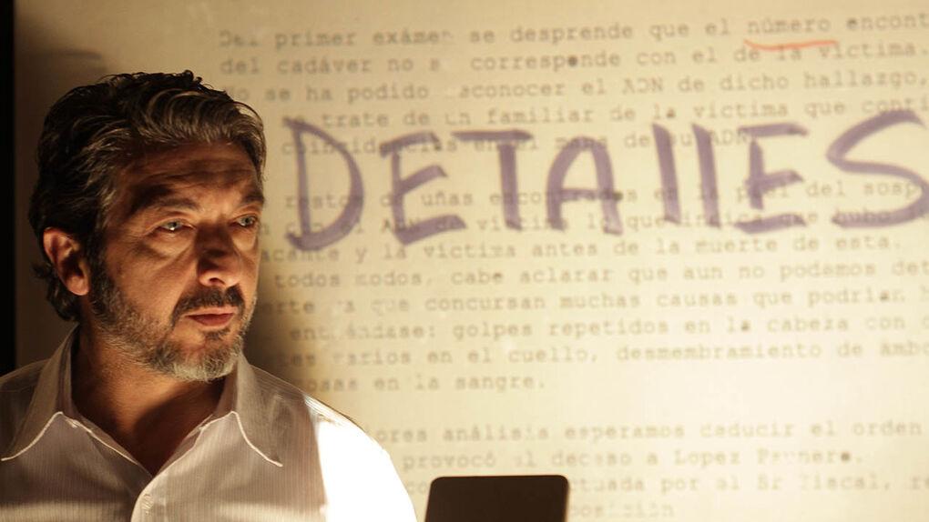 """""""Tesis sobre un homicidio"""": Darín, entre dos fuegos"""