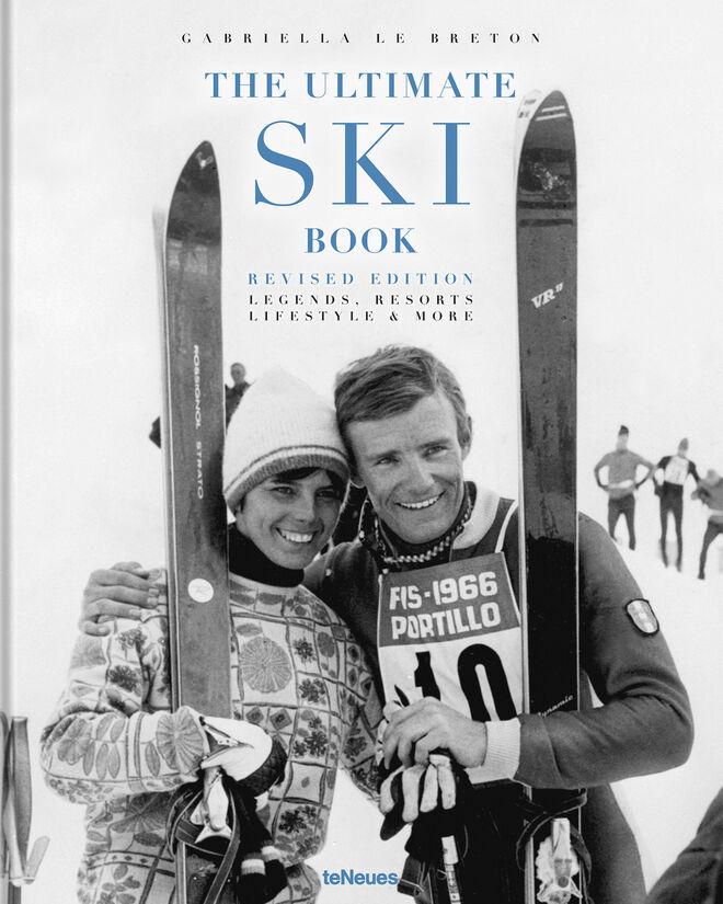 'The ultimate ski book. Legends, resorts, lifestyle & more' es el título completo de este libro editado por Teneues, con 256 páginas y 200 fotografías.