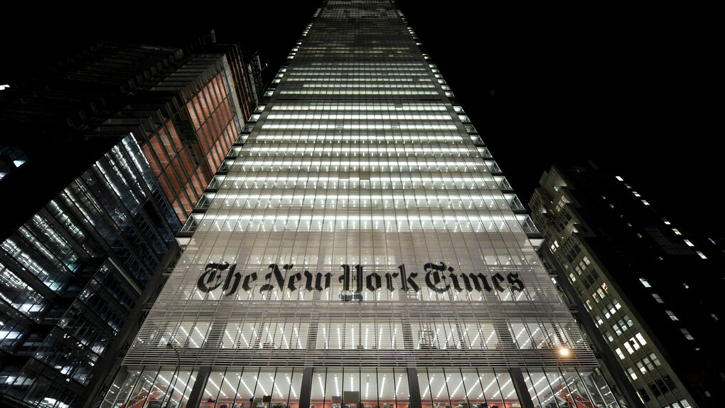'The New York Times' dejará de publicar viñetas políticas tras ser acusado de antisemita