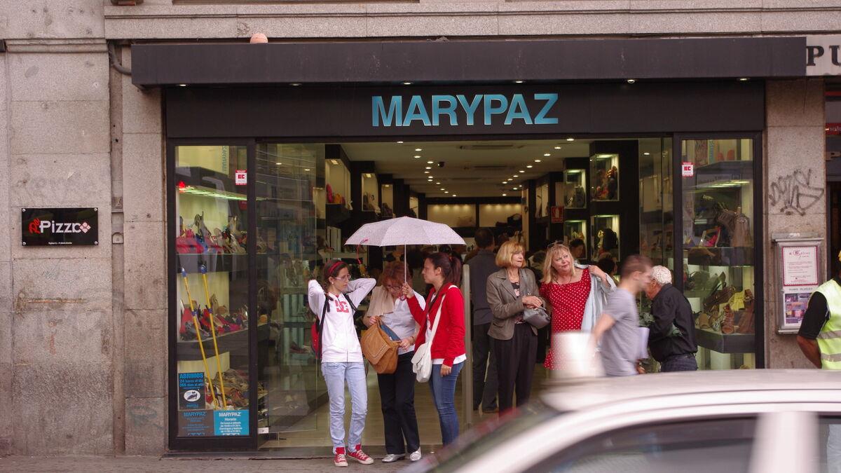 Marypaz negocia vender sus artículos en plataformas 'online' tras aprobar un ERE