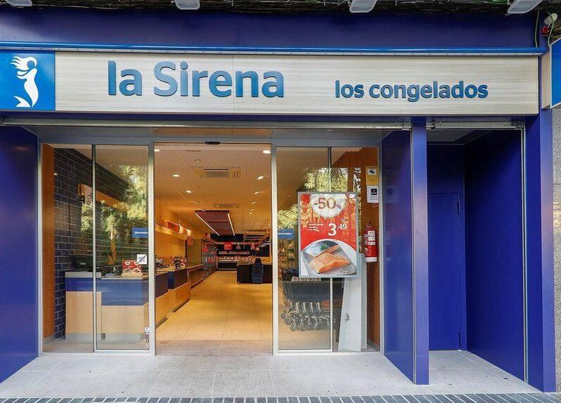 Tienda de La Sirena