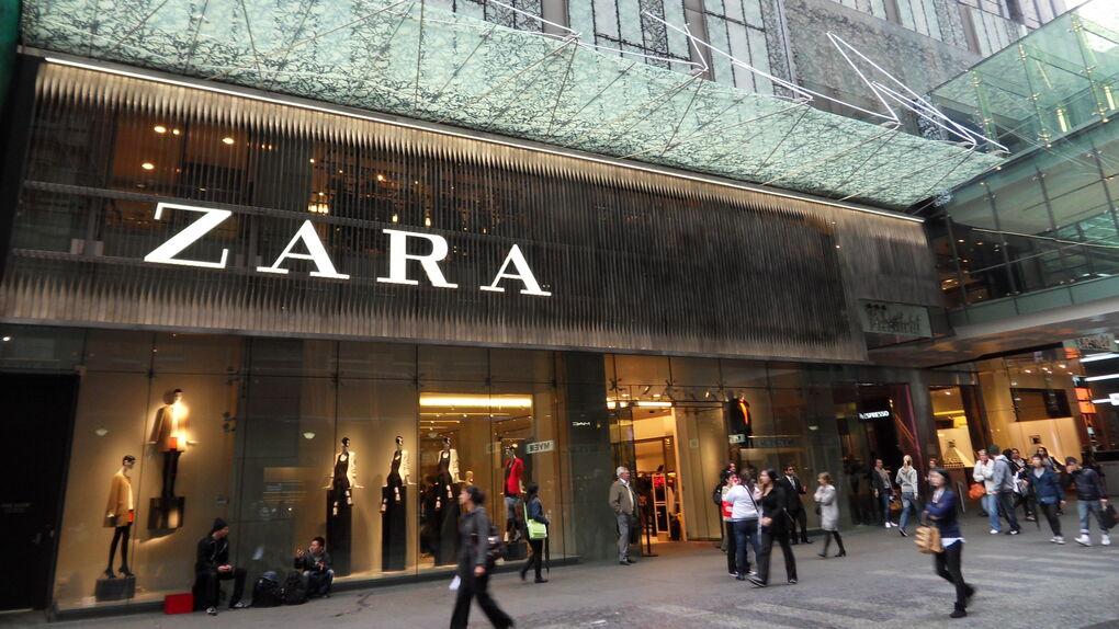 Zara, la segunda marca de moda más valiosa del mundo por detrás de Nike