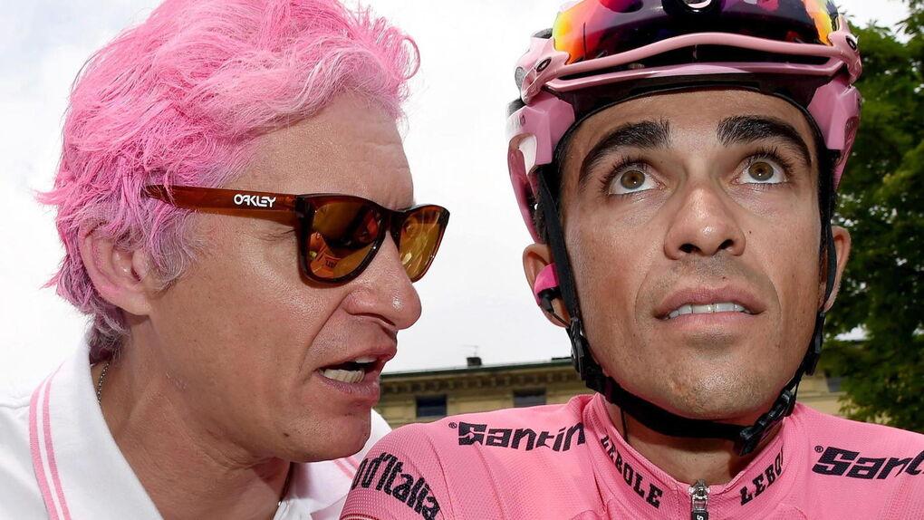 """'Rajada' contra Contador de su exjefe: """"Es un triste; parecerá un pato cojo y un estúpido en el Trek"""""""