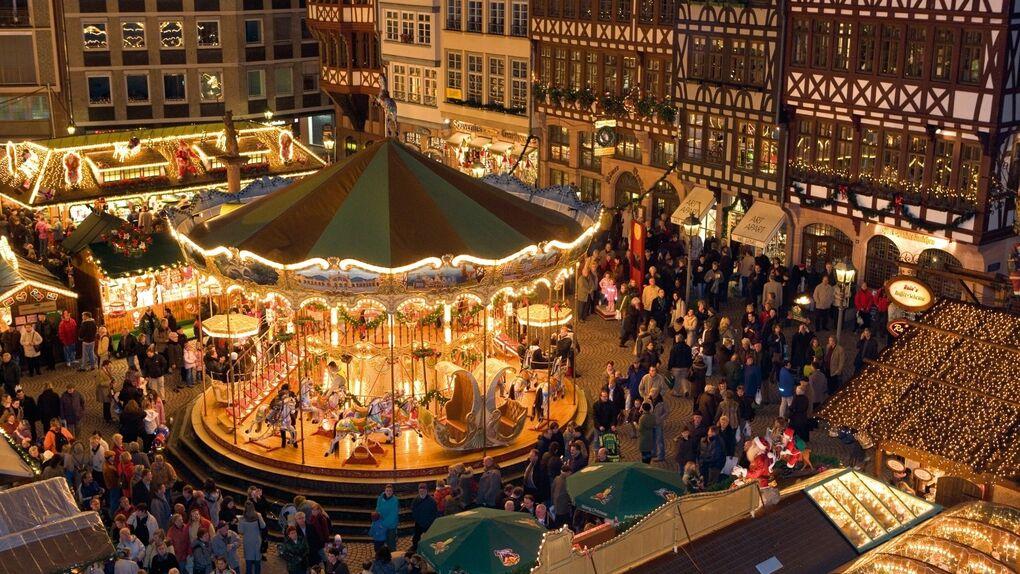 Un imprescindible navideño: los mercadillos alemanes
