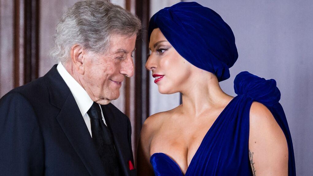 Lady Gaga junto a Tony Bennett: la Bestia y… ¿la Bella o el Bello?