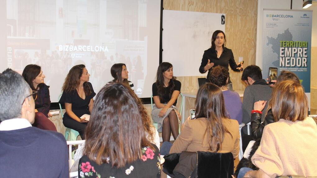 Biz Barcelona fomentará el trabajo igualitario y la colaboración entre sexos