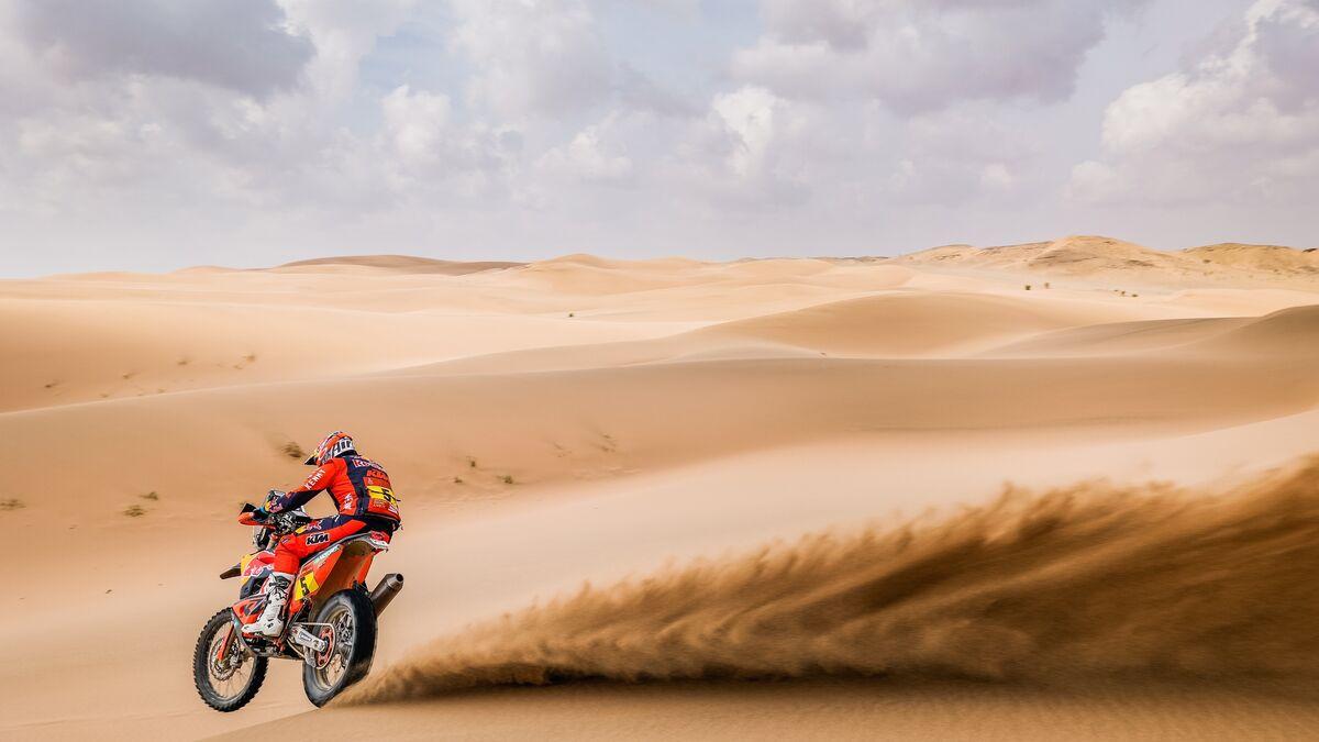 Tragedia en el Rally Dakar: muere el piloto francés Pierre Cherpin tras una grave caída